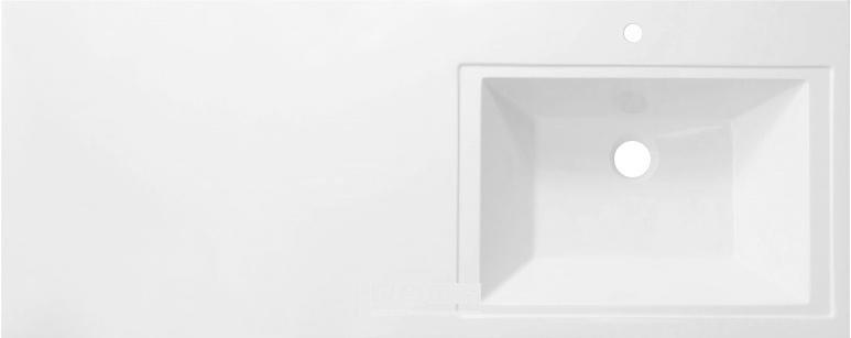 Мебельная раковина Эстет Даллас 1200 правая (ФР-00001528) - купить от 13 482 рублей в интернет магазине santehnika-room.ru